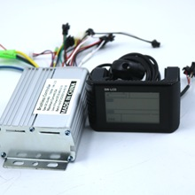 Motor-Controller Mosfet Brushless-Speed-Driver 1000W Display BLDC E-Bike 48v/60v And