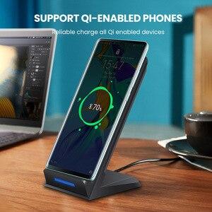 Image 4 - DCAE 15W Đế Sạc Không Dây Cho iPhone SE 2 11 Pro Max XS XR X 8 USB C Tề nhanh Đế Sạc Dành Cho Samsung S20 S10 S9