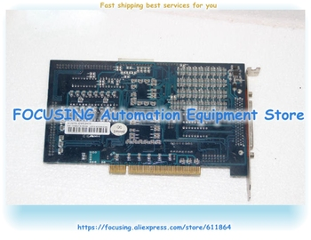 DMC2410 four-axis motion control card industrial motherboard