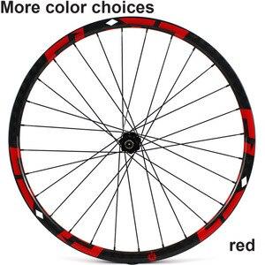 Image 3 - Колеса для горных велосипедов ELITE 29er шириной 30 мм, карбоновые колеса для горных велосипедов, прямая Тяговая втулка, 29, Elite M11