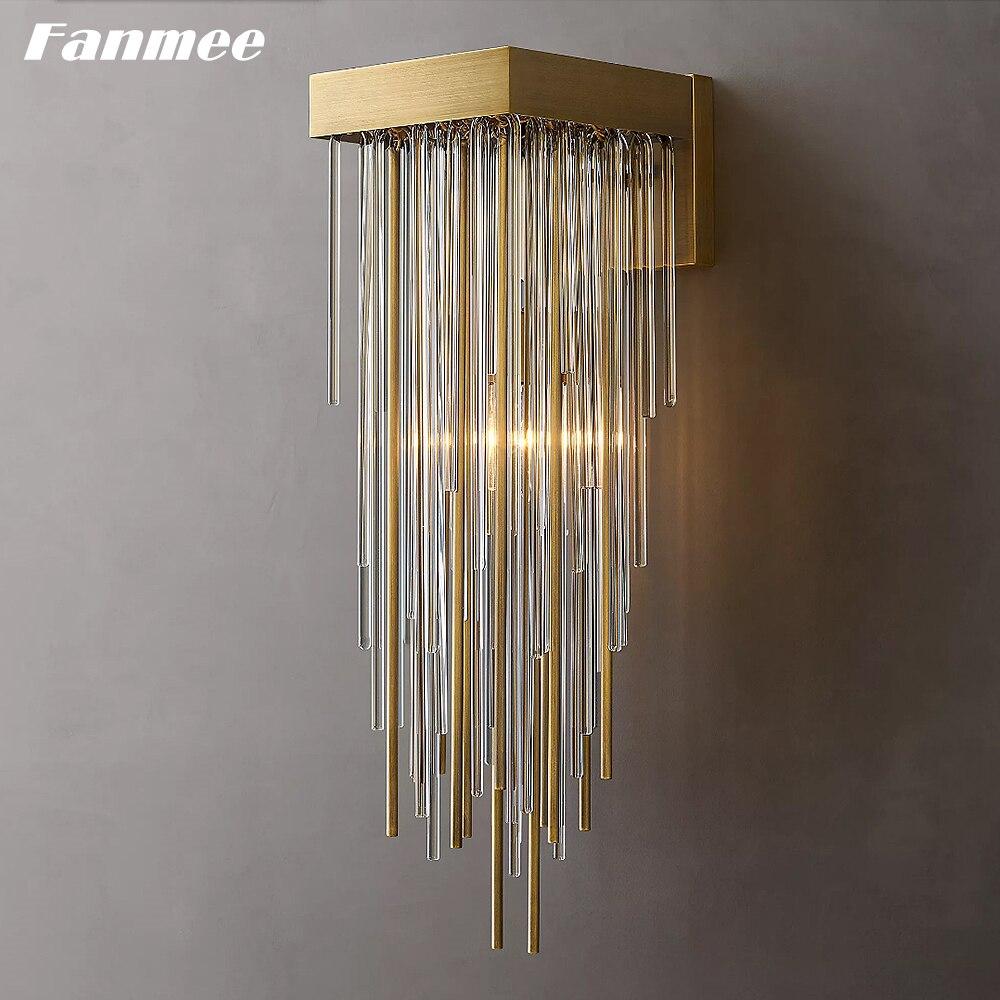 quarto luminária arte deco sala estar lâmpada