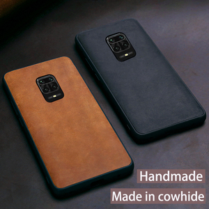 Image 4 - Leather Phone Case For Xiaomi Redmi Note 9S 8 7 K30 Mi 10 Ultra 9 Lite 9T A3 Mix 2s Max 3 Poco F1 F2 Pro X2 X3 Crazy Horse Cover