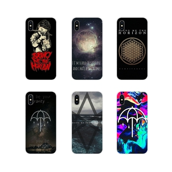 Bring Me The Horizon Metalcore BMTH Soft Silicone Case For Samsung Galaxy J1 J2 J3 J4 J5 J6 J7 J8 Plus 2018 Prime 2015 2016 2017 image