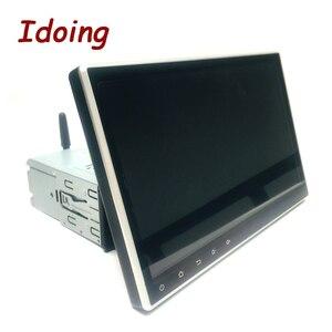 """Image 4 - Idoing 1Din 10.2 """"PX5 4G + 64G Android 9.0 8 rdzeń dla uniwersalny samochodowy system GPS DSP Radio odtwarzacz IPS ekran nawigacji Multimedia Bluetooth"""