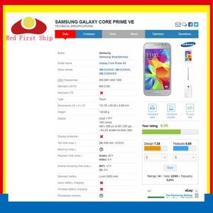 Image 4 - 10 pièces/lot écran tactile pour Samsung Galaxy Core Prime G360 écran tactile numériseur panneau capteur avant extérieur G361 G361F LCD verre