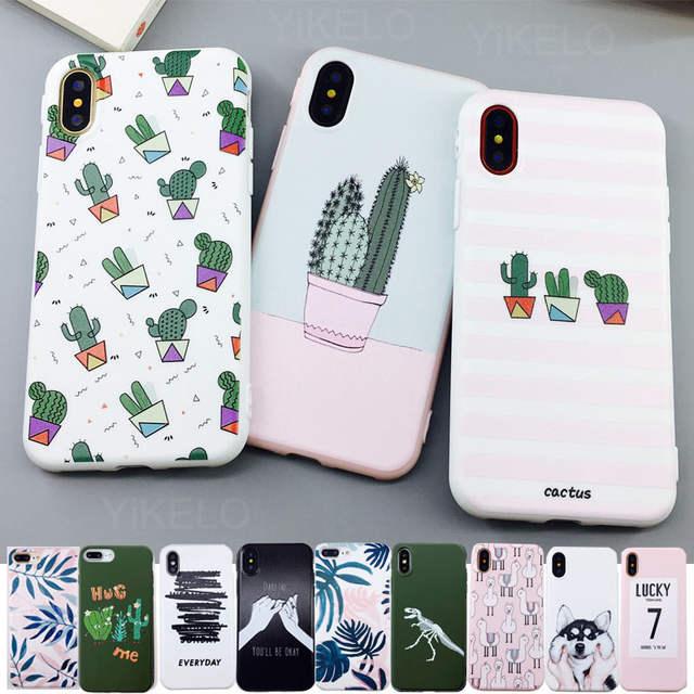 Cacti print iPhone 11 case