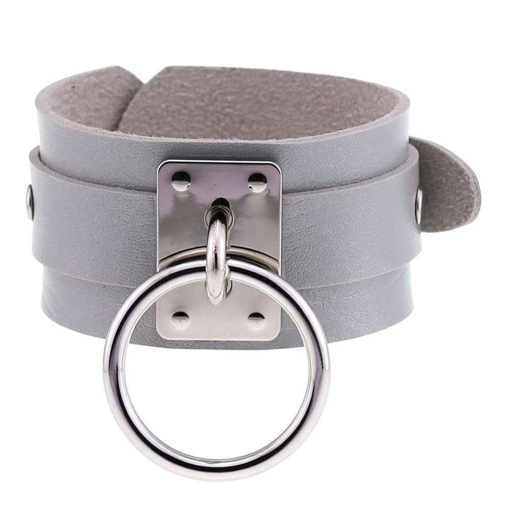 Silver Gray Bracelet