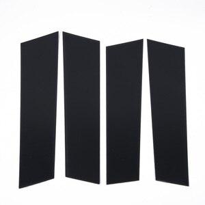 Image 3 - Postes de plástico para ventana de cemento conjunto de molduras para moldura de cubierta de coche, para Mazda 3 Axela 2014 2015 2016 2017, 10 Uds.