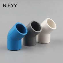 5pcs 20mm Plastic Elbow Fitting PVC Pipe Connector Garden Water Connectors For Accessories Agriculture Tool