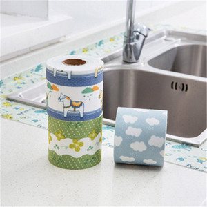 Kitchen Sink Waterproof Stickers Self-adhesive Anti-fouling Bathroom Toilet Absorbent Stickers Gadgets Home Decor Accessories