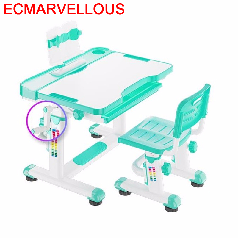 Pour Desk Mesinha Infantiles Children Y Silla Cocuk Masasi For Adjustable Mesa Infantil Enfant Kinder Kids Study Table