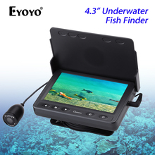 цена на Eyoyo 15M Underwater Camera for Fishing 4.3