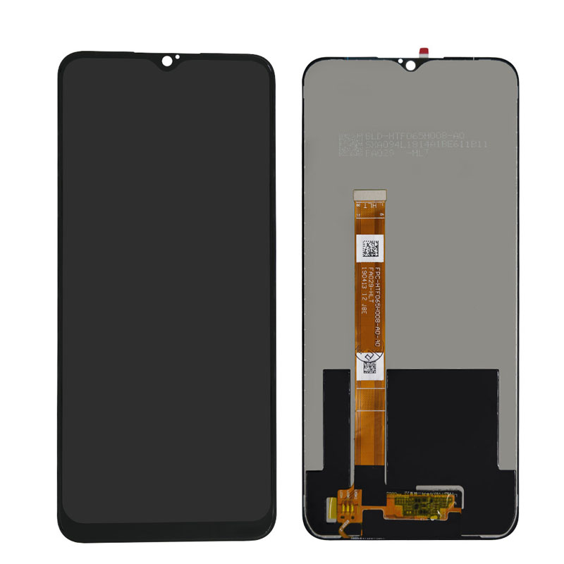 For Realme 5s Lcd Display Touch Panel Screen Digitizer Rmx1925 Glass Combo Assembly Replacement Parts Original 6 5 Inches Mobile Phone Lcd Screens Aliexpress