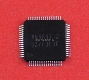 Image 5 - 1pcs המקורי HDMI IC שבב MN86471A N86471A החלפה לפלייסטיישן 4 עבור PS4