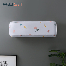 Waterproof Air Conditioning Cover Washable Cleaning Cover Foldable Air Conditioning Dustproof Cover Protector Home Decor цена 2017