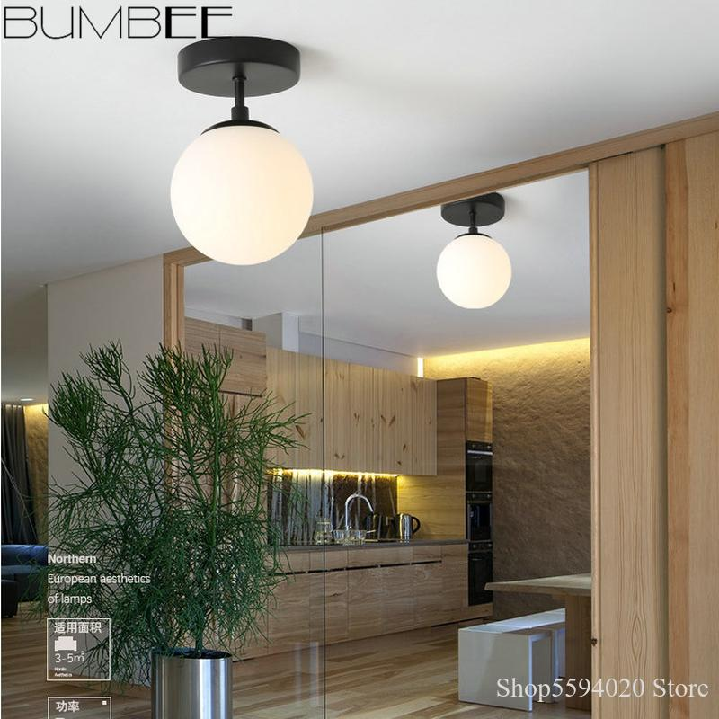 Modern Simple Roof Ceiling Lamp For Living Room Of The Porch Lights Hanging Lamps Lamparas De Techo Suction Lamp Led Lighting Ceiling Lights Aliexpress