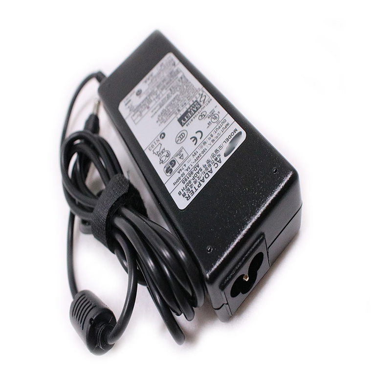 19V 3.16A 60W Power AC Adapter For Samsung Charger AD-6019R AD-6019 CPA09-004A ADP-60ZH D PA-1600-66 ADP-60ZH D AD-6019R SPA-P30