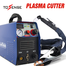 Plasma Cutter IGBT Air Plasma cutter iCUT55 220V 55Amps 14mm Clean Cut