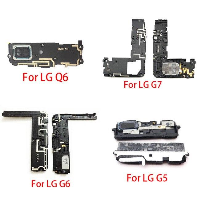Buzzer Ringer Loud Speaker Loudspeaker Flex Cable Ribbon For LG G7 G6 G5 V10 V20 V30 Q6
