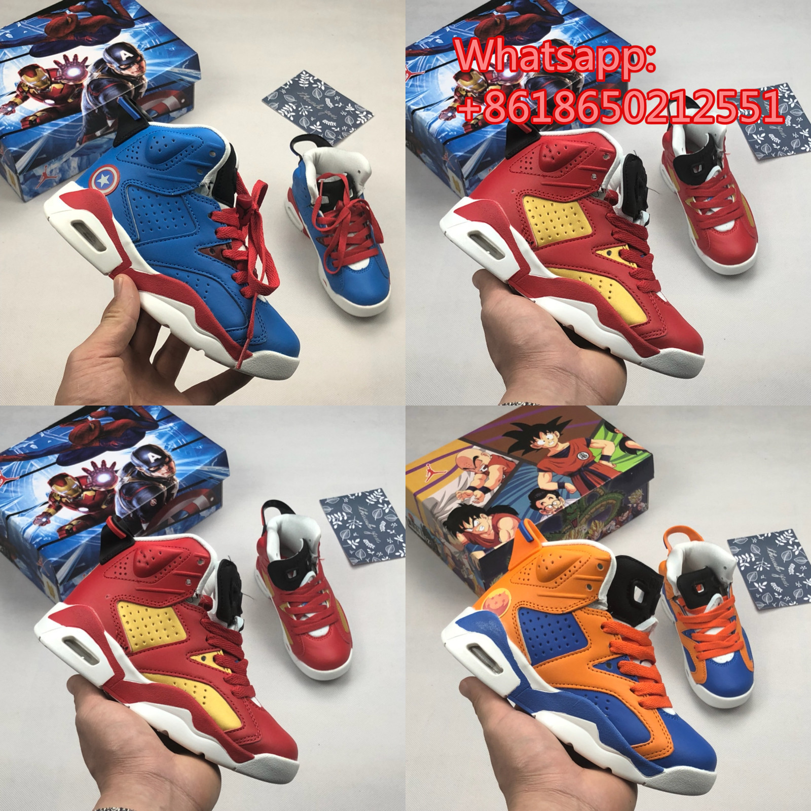 Basketball-Shoes Sneakers Oreo Air-Jordan Low-Spiderman Infrared Children's Chicago White