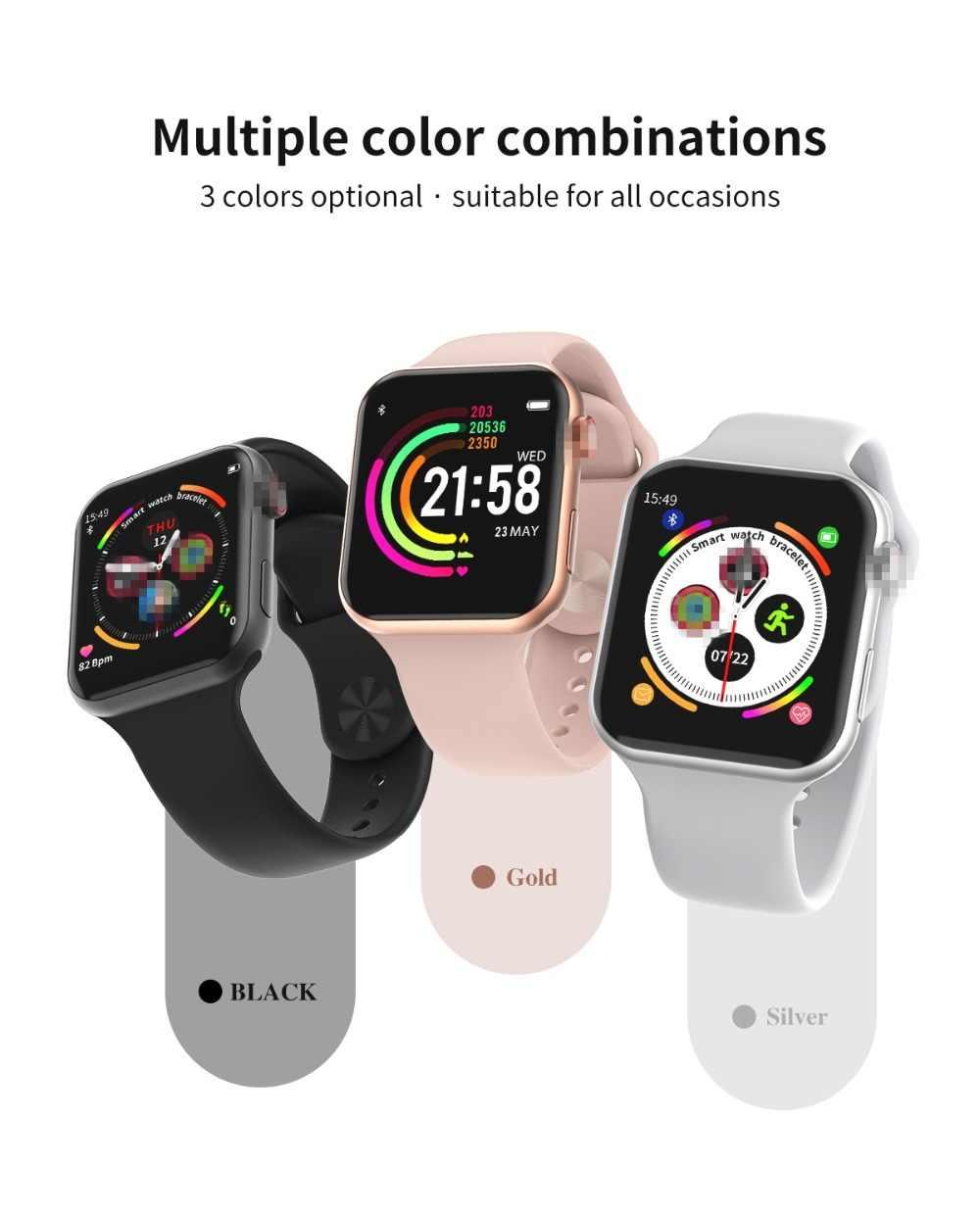 Smartwatch Relogio Digital Watch Series 4 Siri PK Iwo 8 PLUS W54 Bluetooth Smartwatch Pria Wei Sa M U ng Iphone Ponsel