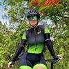 Ciclismo skinsuit xama das mulheres de manga longa ciclismo triathlon terno ir pro bicicleta wear roupas ciclismo sportwear macacão kit 26