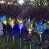 태양 램프 햇빛 led 태양 빛 정원 장식 잔디 조명/크리스마스 트리 램프/야외 방수 태양 정원 빛