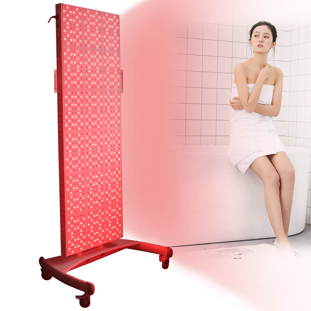 TL2000 660nm/850nm PDT Collagen Boosting Pain Relief Device Red Infrared LED Red Light Therapy