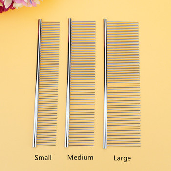 Pet Grooming Comb Pet Hair Remover Brush Cat Massage Comb Pet Hair Cleaning Supplies Cat Hair Remover Comb Dog Groomingr Dogs pet comb cleaning tool lice brush pet supplies cat dog comb hair fur removal brush flea comb dogs cats pet grooming fine toothed