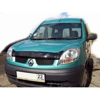 Hood deflector dark Renault Kangoo 2006-2007 Renault Kangoo VIP)