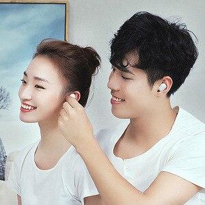Image 5 - Oryginalne słuchawki Bluetooth Xiaomi AirDots edycja młodzieżowa Mi prawdziwe słuchawki bezprzewodowe zestaw słuchawkowy Bluetooth 5.0 TWS Air Dots
