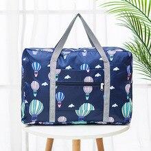 New Nylon Foldable Duffel Bag Travel Organizer Weekend
