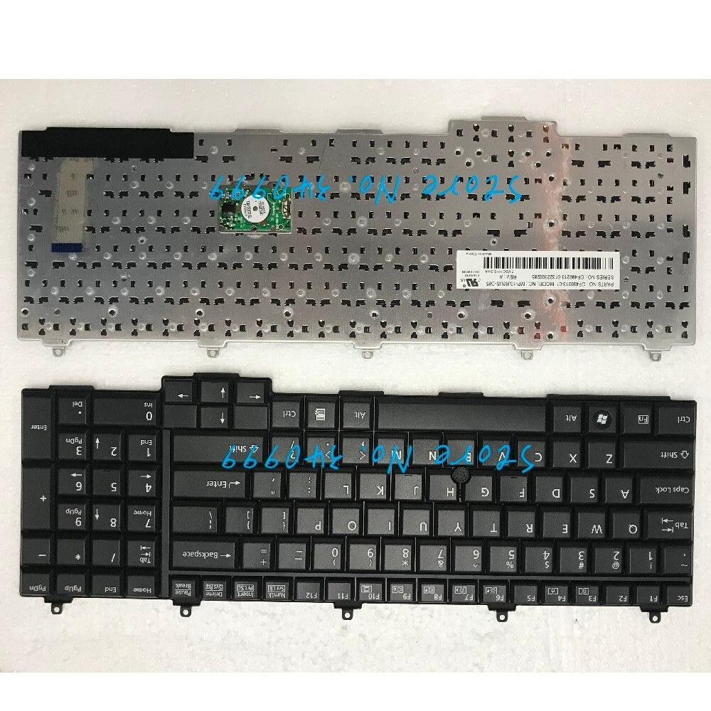 Nuevo teclado para Fujitsu Celsius H720 Tarjeta SIM inalámbrica, RFID para el hogar, teclado LCD de seguridad antirrobo, sistema de alarma WIFI/GSM, kit de Sensor de voz en inglés, ruso, español