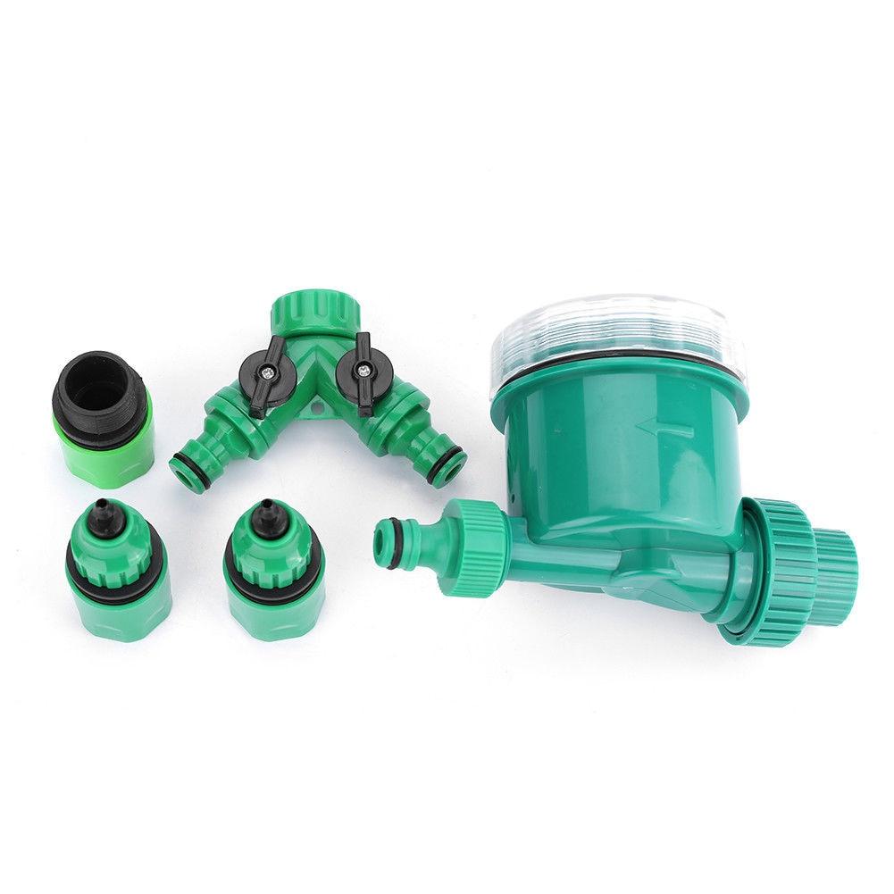 Automatische Grün Tap Bewässerung Controller Tragbare Wasser Timer ABS Garten LCD Displays Digital