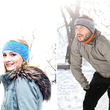 Earmuffs Headband Ear-Warmer Winter Women Fashion Unisex Fleece