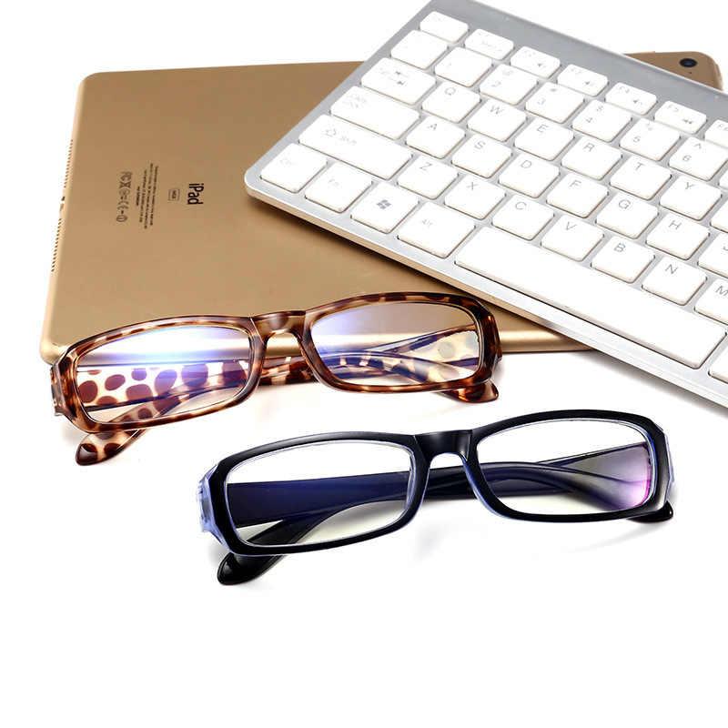 2020 נמר כחול אור משקפיים אנטי כחול קרני קרינת חסימת משקפיים גברים נשים משקפי מחשב מראה שטוח משקפיים