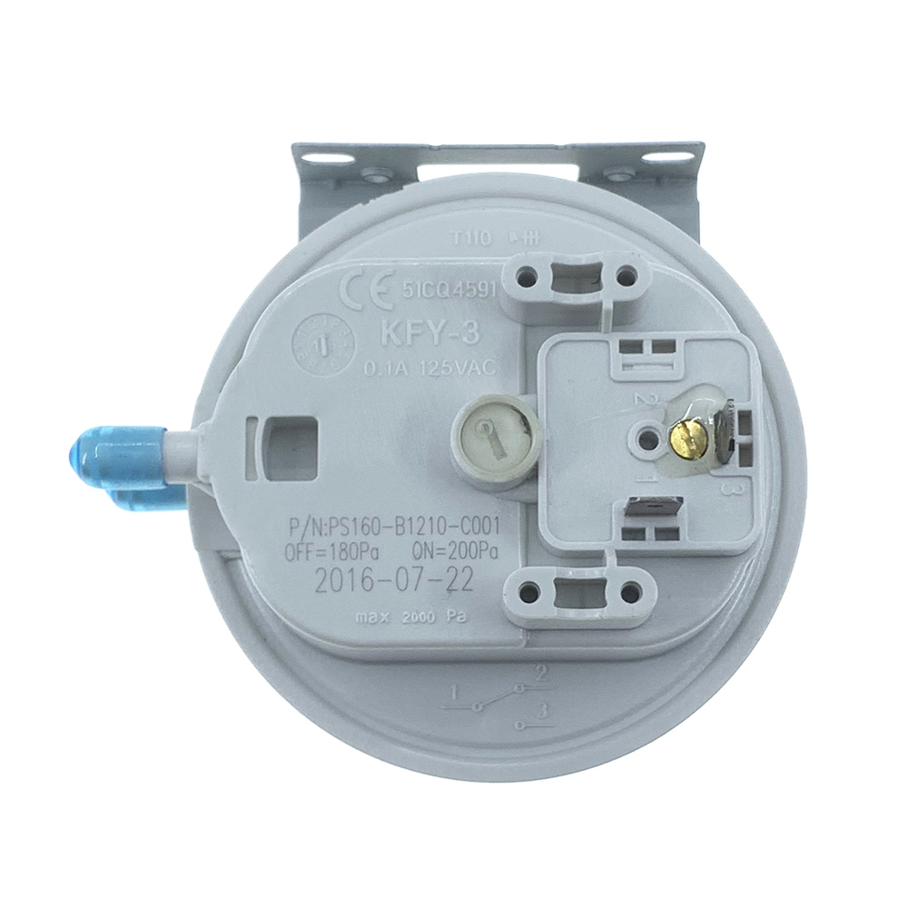 KFY-3 200/180Pa (971022) Ferroli Gas Boiler Parts Air Pressure Sensor Switch PS160-B1210-C001