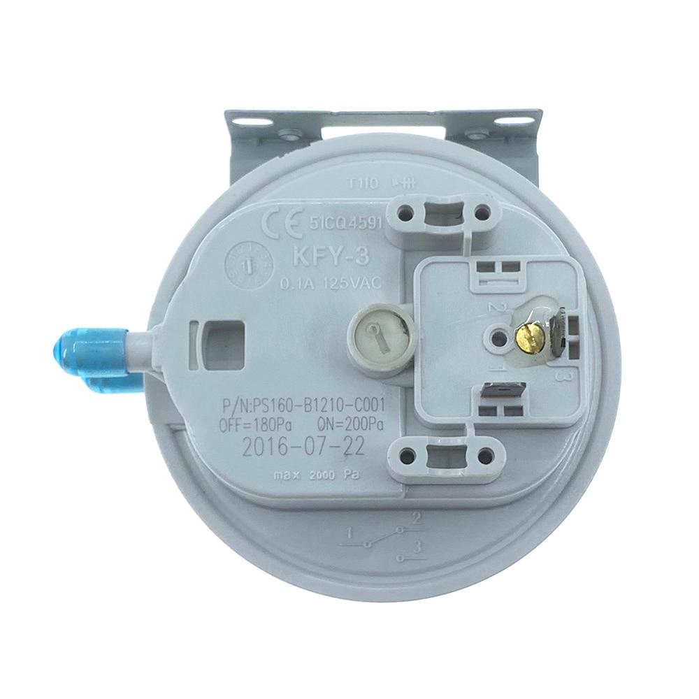 KFY-3 200/180Pa (971022) Ferroli Gas Boiler Parts Air Pressure Sensor Switch PS160-B1210-C001