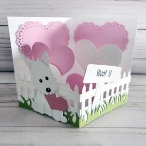 Image 4 - Stansmessen Popout Card Plakboek Kaartmaken Papercraft Verrassing Creatie Sterft Diy Stencil