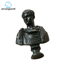 Strongwell Gypsum Head Nordic Morandi Resin Sculpture Ornament Art Decoration David Venus Sketch Character