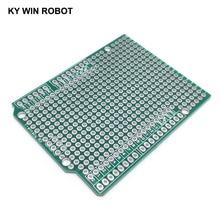 Pcb-Board Atmega328p-Shield Prototype FR4 Arduino for UNO R3 DIY Pitch-Thickness 1pcs
