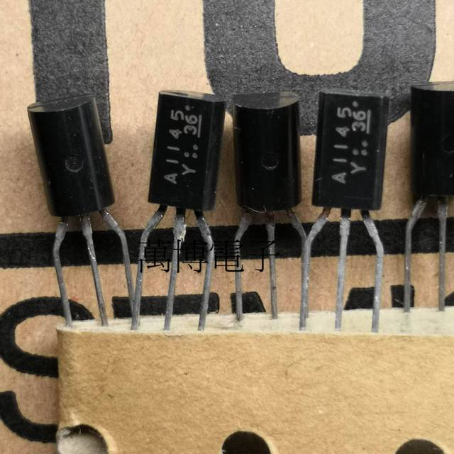 4 זוגות 2SA1145 2SC2705 A1145 C2705 Y המקורי חדש מוצר תוצרת יפן