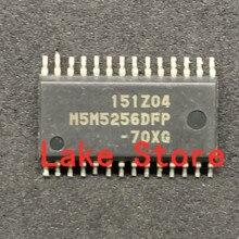 1 unids/lote  M5M5256DFP-70XG M5M5256DFP-70LL M5M5256DFP SOP28 M5M5256