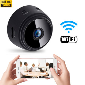 HD 1080P WIFI Mini Camera Wireless Home Security Dvr P2P Camera IR Night Vision Motion Detect Mini Camcorder Loop Video Recorder wireless camera module camcorder remote camera wifi 60 fps p2p mini ultra hd 1080p 2k 4k drone diy module night vision