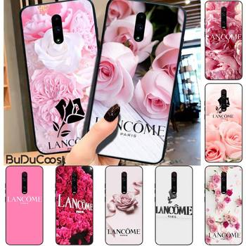 French Cosmetics Lancome Pink Phone Case For RedMi 5 5plus 6 Pro 6A S2 4X GO 7A 8A 7 8 9 K20 Case image