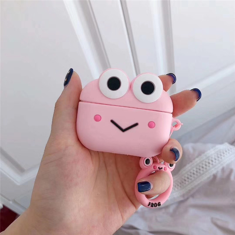 Cute 3D Silicone Case for AirPods Pro 170