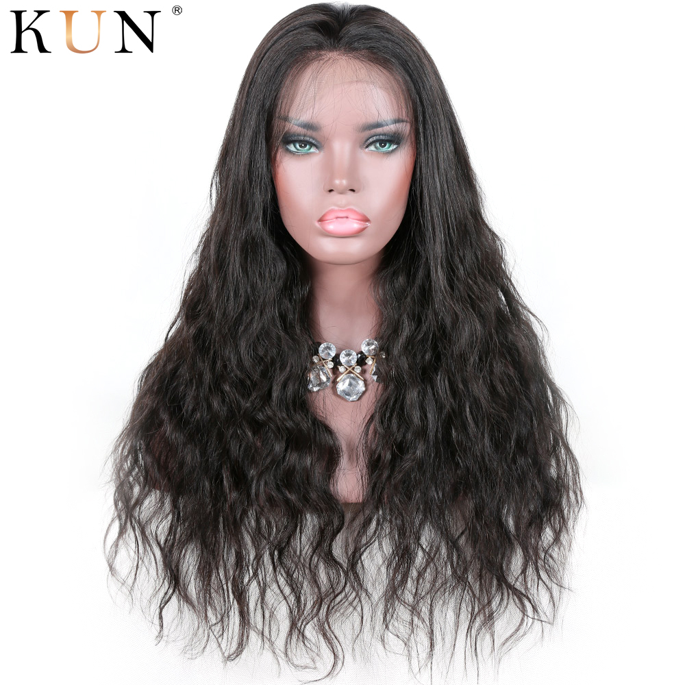Lace Front Human Hair Wigs Natural Wave Wig Pre Plucked Brazilian Remy 13x4 13x6 Lace Front Wig 150% Glueless Lace Wig For Women