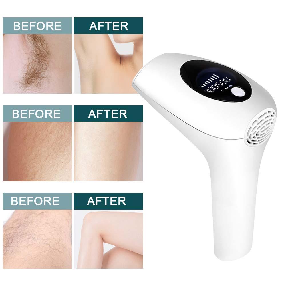 900000 Flash Permanen IPL Epilator Profesional Laser Hair Removal Mesin  Foto Wanita Tanpa Rasa Sakit Threading Rambut Remover Epilators  -  AliExpress
