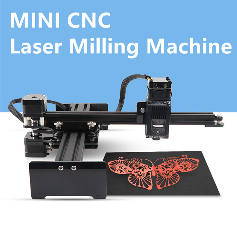 500mw 2500mW 5500mW DIY Mini CNC Laser Engraver Engraving Machine For Metal /Wood Router/Paper Cutter CNC Milling Machine
