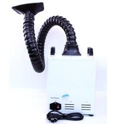 TBK вытяжка 220 В инструмент для курения высокая фильтрация лазерная машина очиститель дыма очистка воздуха пылесборник комната